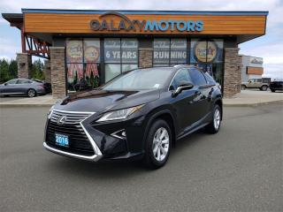 Used 2016 Lexus RX 350 RX 350 - AWD, Heated and Cooled Seats, Leather Interior for sale in Courtenay, BC
