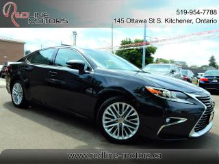 Used 2016 Lexus ES 350 Executive.Navi.Camera.Pano.BlindSpot.RadarCruise for sale in Kitchener, ON