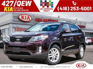 Used 2015 Kia Sorento LX Premium for sale in Etobicoke, ON