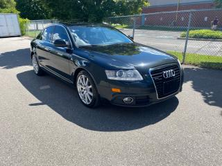 Used 2011 Audi A6 S-LINE w/NAVI/B.CAM for sale in North York, ON