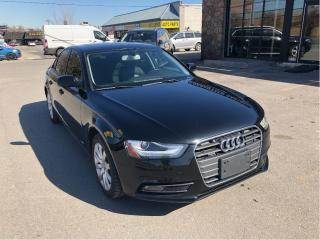 Used 2013 Audi A4 2.0T Quattro for sale in North York, ON