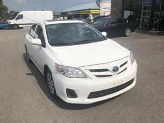 Used 2013 Toyota Corolla LE w/SUNROOF/HEATED.SEATS for sale in North York, ON