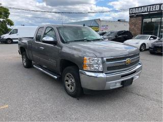 Used 2013 Chevrolet Silverado 1500 2013 Chevrolet Silverado 1500 - Ext Cab 143.5  LS for sale in North York, ON
