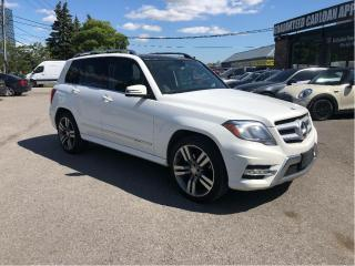 Used 2014 Mercedes-Benz GLK-Class 2014 Mercedes-Benz GLK-Class - 4MATIC 4dr GLK250 B for sale in North York, ON
