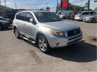 Used 2006 Toyota RAV4 4dr Auto V6 4WD Sport for sale in North York, ON