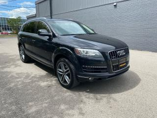 Used 2012 Audi Q7 PRE. PKG. DIESEL for sale in North York, ON