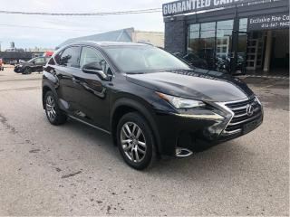 Used 2015 Lexus NX LUXURY PKG. AWD WITH R.CAMERA for sale in North York, ON