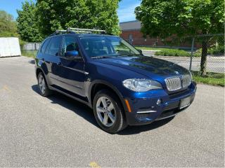 Used 2012 BMW X5 DIESEL / PANO ROOF for sale in North York, ON