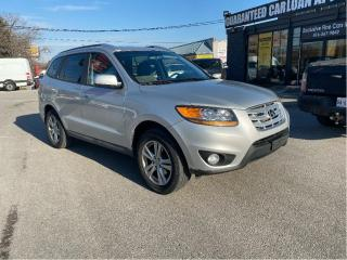 Used 2011 Hyundai Santa Fe Auto GL Sport With Sunroof for sale in North York, ON