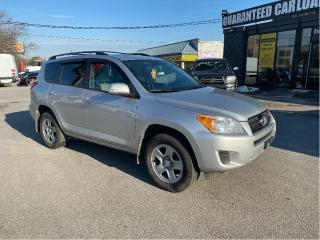 Used 2012 Toyota RAV4 SPORT PKG. WITH SUNROOF for sale in North York, ON