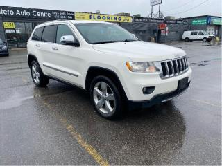 Used 2012 Jeep Grand Cherokee Limited / 4WD WITH NAVI & R.CAMERA for sale in North York, ON