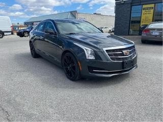 Used 2015 Cadillac ATS Luxury PKG. WITH NAVI & R.CAMERA for sale in North York, ON