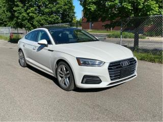 Used 2018 Audi A5 Sportback 2.0 TFSI quattro Technik S tronic for sale in North York, ON