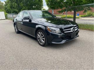 Used 2015 Mercedes-Benz C-Class 4MATIC  C 300 4MATIC WITH NAVI & R.CAMERA for sale in North York, ON