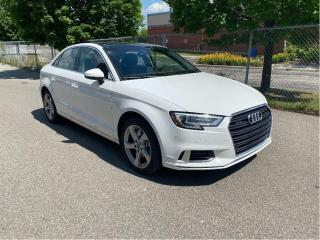 Used 2019 Audi A3 Komfort 45 TFSI quattro for sale in North York, ON
