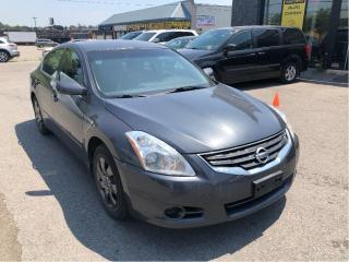 Used 2011 Nissan Altima AUTO w/PUSH.START/KEYLESS.GO for sale in North York, ON