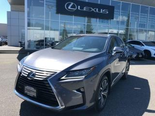 Used 2017 Lexus RX 350 8A /Certified PRE-Owned,TWO Sets OF Tires, ONE Own for sale in North Vancouver, BC
