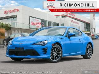 New 2020 Toyota 86 86 MANUAL for sale in Richmond Hill, ON