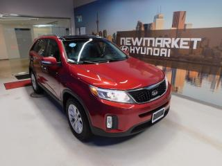 Used 2014 Kia Sorento EX+ V6 AWD Sunroof for sale in Newmarket, ON