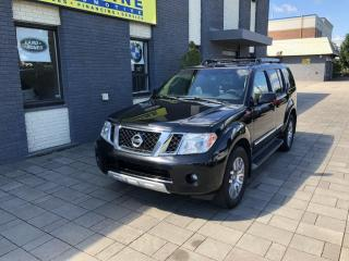 Used 2011 Nissan Pathfinder 4WD 4dr V6 *As Is* for sale in Nobleton, ON