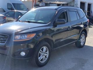 Used 2010 Hyundai Santa Fe FWD 4dr V6 Auto GL \6 MONTH WARRANTY INCULDED for sale in Brampton, ON