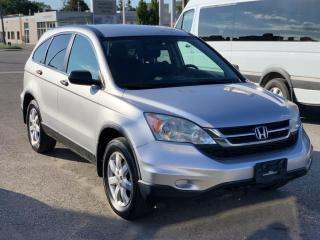Used 2010 Honda CR-V CLEAN SUV, NO RUST /1YEAR WARRANTY for sale in Brampton, ON