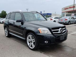 Used 2010 Mercedes-Benz GLK-Class 4MATIC 4dr 3.5L for sale in Brampton, ON