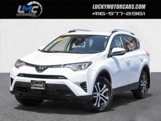 Used 2017 Toyota RAV4 AWD LE-BACKUP CAMERA-BLUETOOTH-HEATED SEATS-60KMS for sale in Toronto, ON