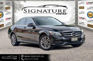 Used 2018 Mercedes-Benz C-Class C 300 4MATIC Sedan* for sale in Mississauga, ON