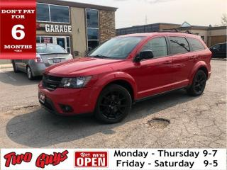 Used 2016 Dodge Journey SXT | 7 Pass | BlackTop | Bluetooth | FWD |  Pwr S for sale in St Catharines, ON