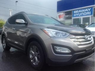 Used 2016 Hyundai Santa Fe Sport Premium - AWD - Bluetooth - Just Arrived for sale in Cornwall, ON