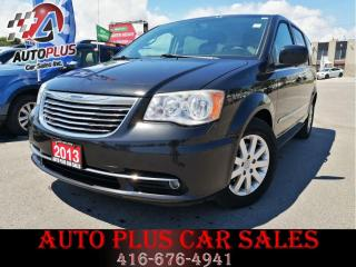 Used 2013 Chrysler Town & Country 4DR WGN TOURING for sale in Scarborough, ON