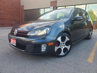 Used 2010 Volkswagen Golf GTI 5dr HB DSG for sale in Scarborough, ON