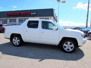 Used 2011 Honda Ridgeline EX-L 4WD CREW CAB NAVIGATION CAMERA CERTIFIED for sale in Milton, ON
