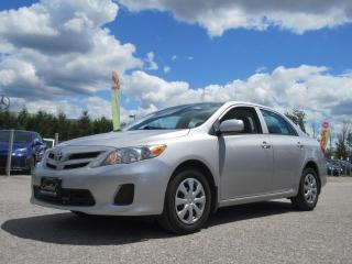 Used 2012 Toyota Corolla CE / ONE OWNER for sale in Newmarket, ON