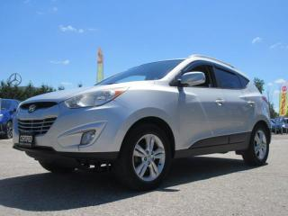 Used 2010 Hyundai Tucson AWD/NO ACCIDENTS for sale in Newmarket, ON
