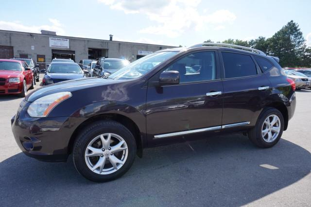 2011 Nissan Rogue SV AWD CERTIFIED 2YR WARRANTY *FREE ACCIDENT* CAMERA BLUETOOTH HEATED