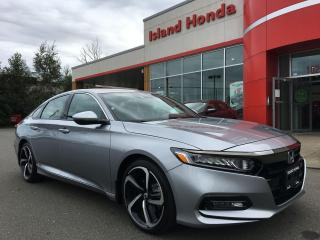 New 2020 Honda Accord Sport for sale in Courtenay, BC