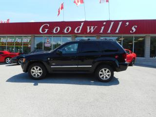 Used 2008 Jeep Grand Cherokee LAREDO! AS IS! DIESEL! SUNROOF! for sale in Aylmer, ON