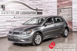 Used 2019 Volkswagen Golf COMFORTLINE for sale in Laval, QC