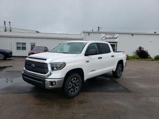 New 2020 Toyota Tundra 4X4 Crewmax SR5 TRD OFF ROAD for sale in Port Hawkesbury, NS