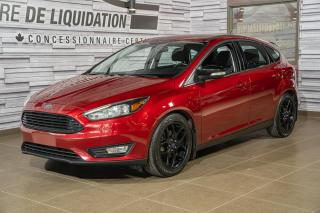 Used 2016 Ford Focus SE GR,ÉLECT+A/C for sale in Laval, QC