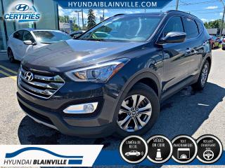 Used 2015 Hyundai Santa Fe Sport LUXURY, AWD, TOIT PANO, CUIR, for sale in Blainville, QC