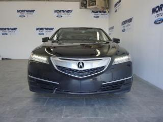 Used 2016 Acura TLX TECH | LEATHER | SUNROOF | NAV | ONLY 54 KM! for sale in Brantford, ON