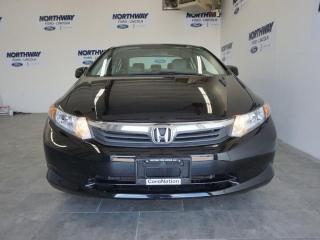 Used 2012 Honda Civic LX | SEDAN | AUTO | A/C | 1 OWNER | ONLY 45 KM! for sale in Brantford, ON