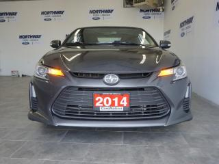Used 2014 Scion tC 6 SPEED MANUAL | SUNROOF | ONLY 69 KM! for sale in Brantford, ON