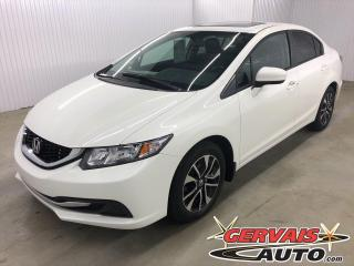 Used 2015 Honda Civic EX TOIT OUVRANT CAMÉRA MAGS for sale in Shawinigan, QC