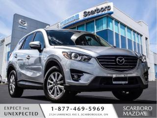 Used 2016 Mazda CX-5 NEW TIRES&BRAKES|GS|MOONROOF|CLEAN CARFAX for sale in Scarborough, ON