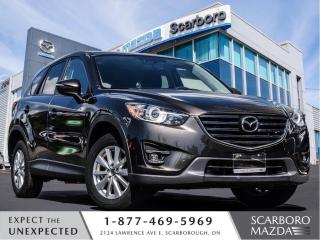 Used 2016 Mazda CX-5 1.5%@FINANCE|CPO2016.5 FWD 4dr Auto GS for sale in Scarborough, ON