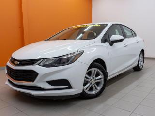 Used 2017 Chevrolet Cruze LT *TOIT* SIEGES CHAUFFANTS *CAMERA* BOSE *PROMO for sale in St-Jérôme, QC